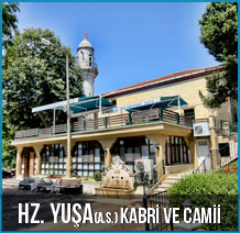 Hz. Yuşa as Camii ve Kabri