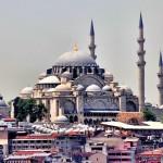 Süleymaniye Camii - Suleymaniye Mosque