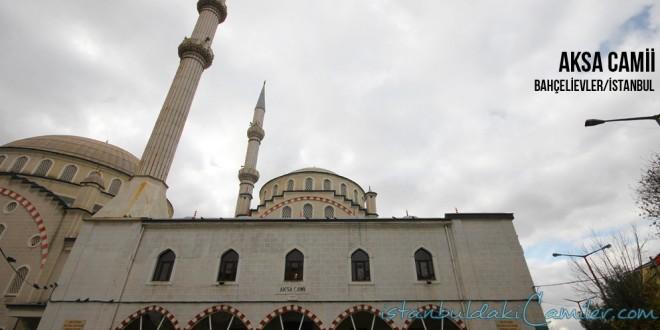 Aksa Camii - Aksa Mosque