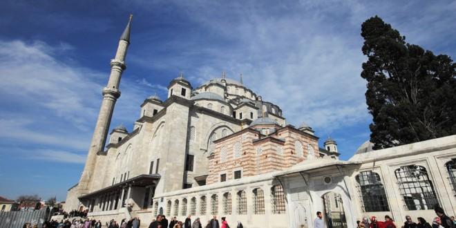 Fatih Mosque - Fatih Camii