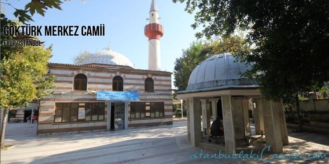 Göktürk Merkez Camii - Gokturk Merkez Mosque