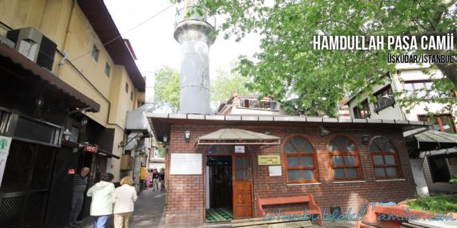 Hamdullah Paşa Camii - Hamdullah Pasha Mosque