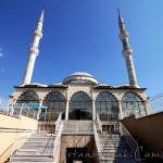 haseyed-camii-basaksehir-kubbe-minare