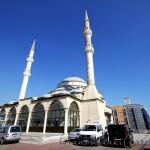 haseyed-camii-basaksehir-minare-kubbe