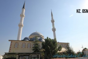 Hz. Osman Camii , Eyüp