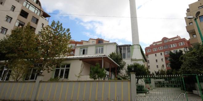 Madenler Mevlana Camii - Madenler Mevlana Mosque