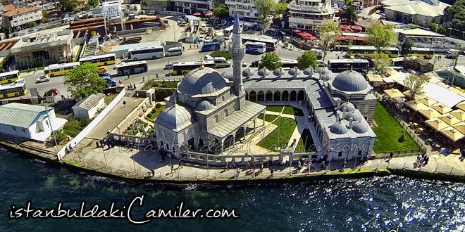 Şemsi Ahmet Paşa Camii - İstanbul'un Cami Rehberi
