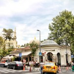 tesvikiye-camii-kucuk-kubbe-minaresi