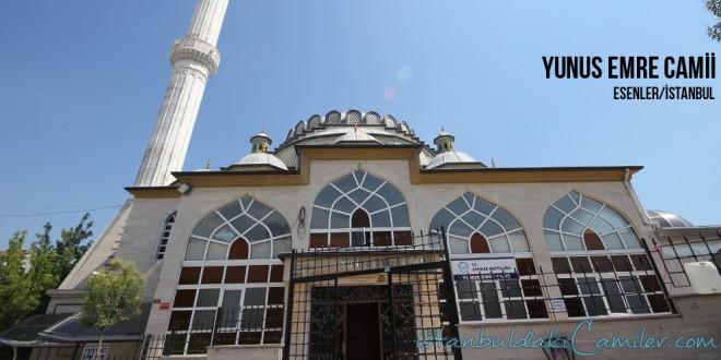 Yunus Emre Camii Esenler - Yunus Emre Mosque