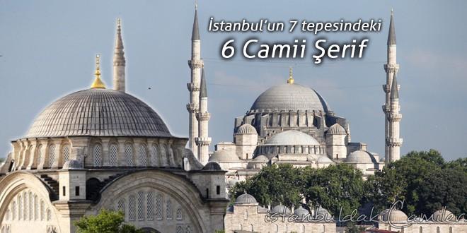 İstanbul'un 7 Tepesi