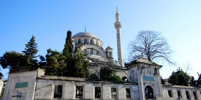 Ayazma Camii - Ayazma Mosque