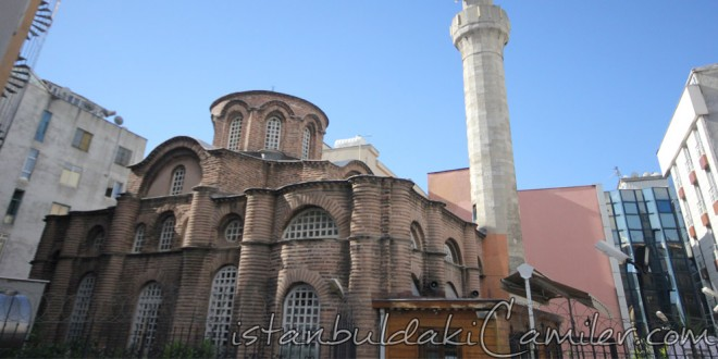 Bodrum Camii - Bodrum Mosque
