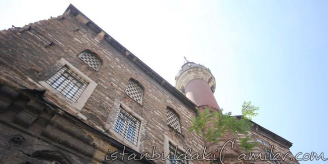 Çakmakçılar Camii - Cakmakcilar Mosque