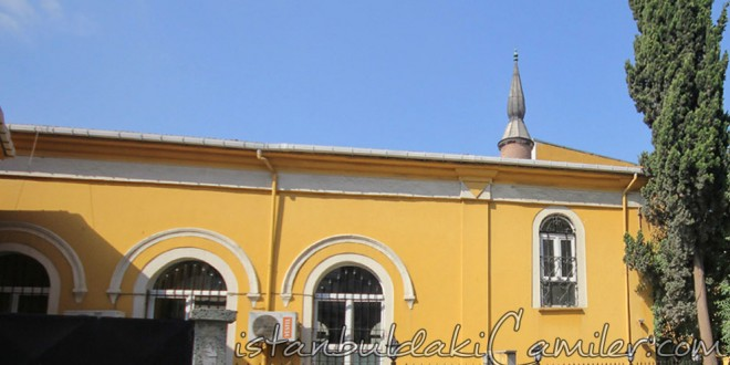 Divanı Ali Camii - Divanı Ali Mosque
