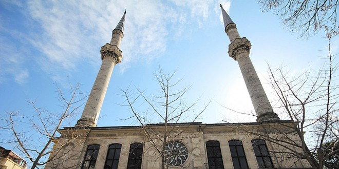 Hırka-i Şerif Camii - Hirka-i Serif Mosque