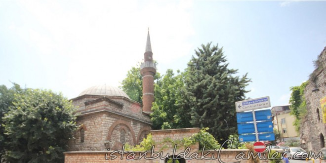 İshak Paşa Camii - Ishak Pasha Mosque