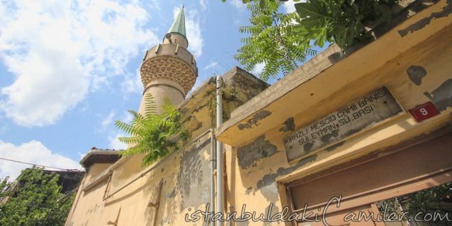 Kirazli Mescit Camii - Kirazli Mescit Mosque