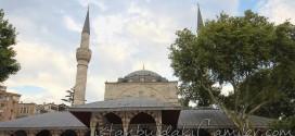 Mihrimah Sultan Camii - Mihrimah Sultan Mosque, Uskudar