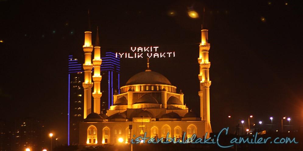 Mimar Sinan Camii , Ataşehir