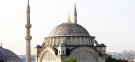 Nuruosmaniye Camii - Nuruosmaniye Mosque