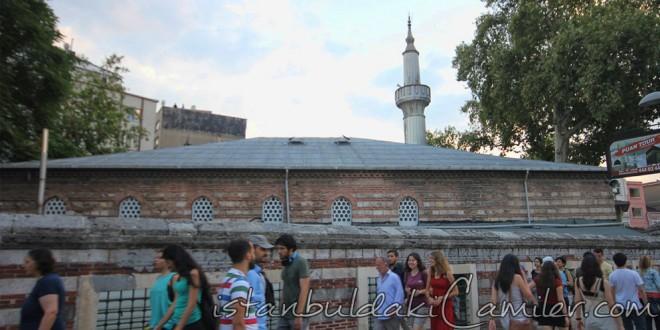 Osmanağa Camii - Osmanaga Mosque