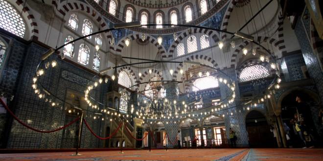 Rüstem Paşa Camii - Rustem Pasha Mosque