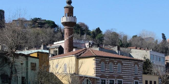 Kantarcılar Sarı Timur Camii - Kantarcilar Sari Timur Mosque