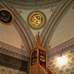 sultan-mustafa-cami-kadikoy-minber-kubbe