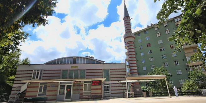 Tatar Ağası Camii - Tatar Agası Mosque