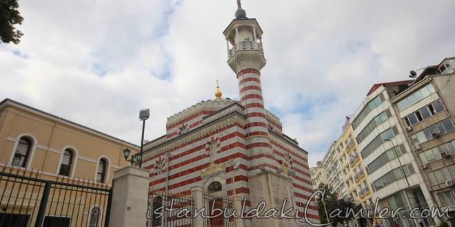 Nallı Mescit Camii - Nalli Mescit Mosque