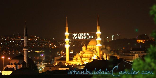 Yeni Camii | New Mosque