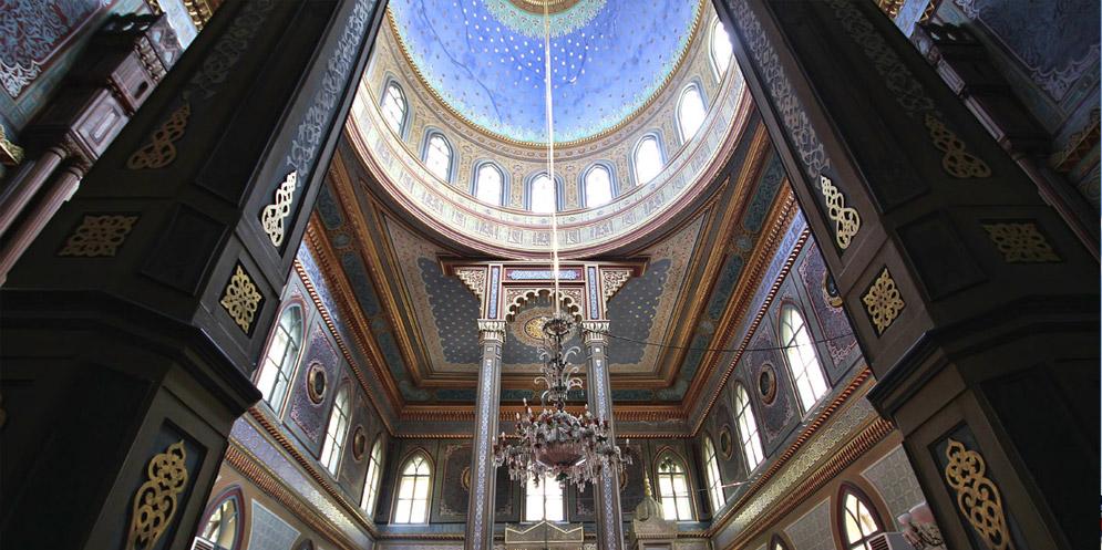 Yıldız Hamidiye Camii - Yildiz Hamidiye Mosque