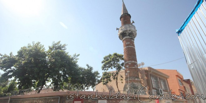 Hacı Hüseyin Ağa Camii - Hacı Hüseyin Ağa Mosque