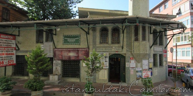 Şeyh Raşit Camii - Seyh Rasit Mosque