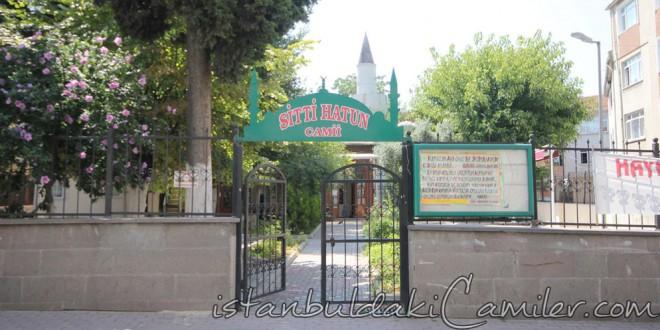 Sıttei Hatun Camii - Sittei Hatun Mosque