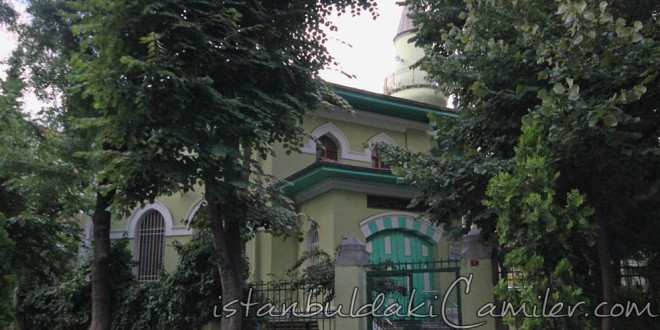 Ahmediye Camii - Ahmediye Mosque