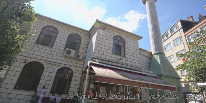 Canfeda Hatun Camii - Canfeda Hatun Mosque