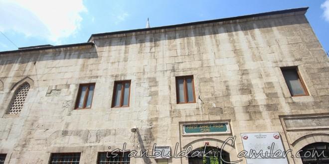 Hafız Ahmet Paşa Camii - Hafiz Ahmet Pasa Mosque