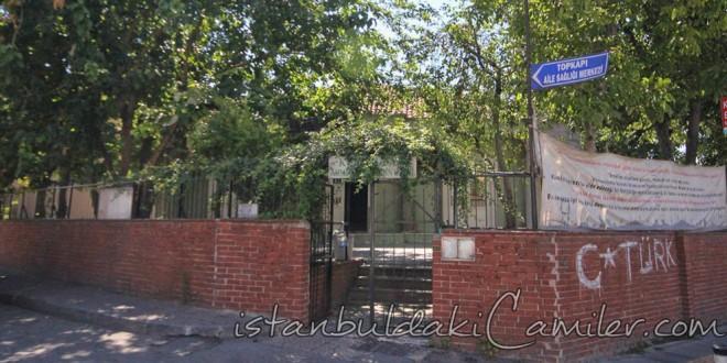 Kürkçübaşı Ahmet Şemsettin Camii - Kurkcubasi Ahmet Semsettin Mosque