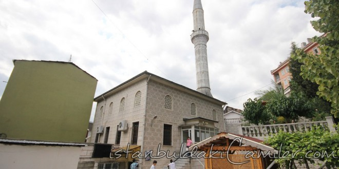 Oduncu Yarıcızade Camii - Odun Yaricizade Mosque