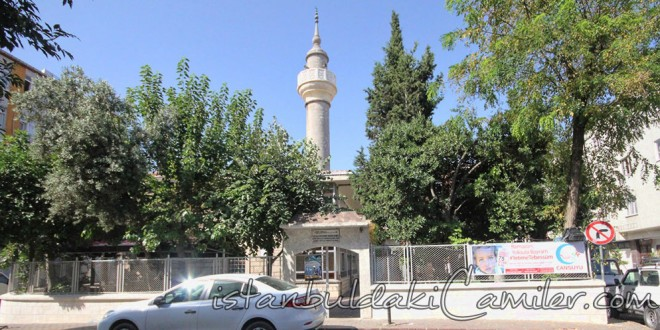 Şeyh Hüsamettin Camii - Seyh Husamettin Mosque