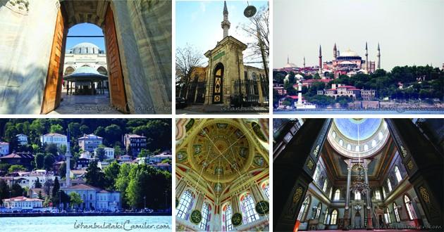 İstanbul'daki Selatin Camiler