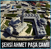 Kuşkonmaz Camii - Şemsi Ahmet Paşa Camii