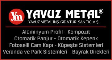 Yavuz Metal Alüminyum Profil A.Ş.