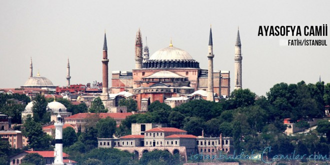 Ayasofya Camii - Hagia Sophia Mosque