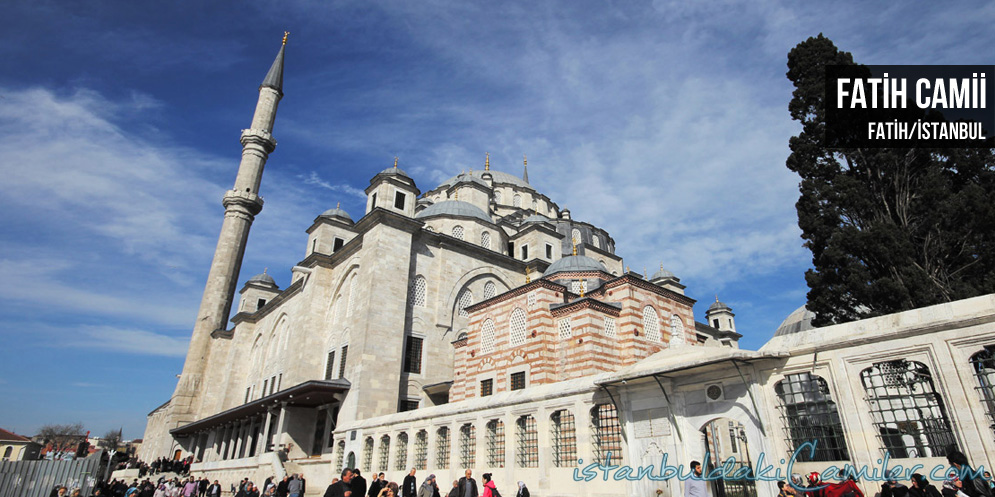 Fatih Camii - Fatih Mosque