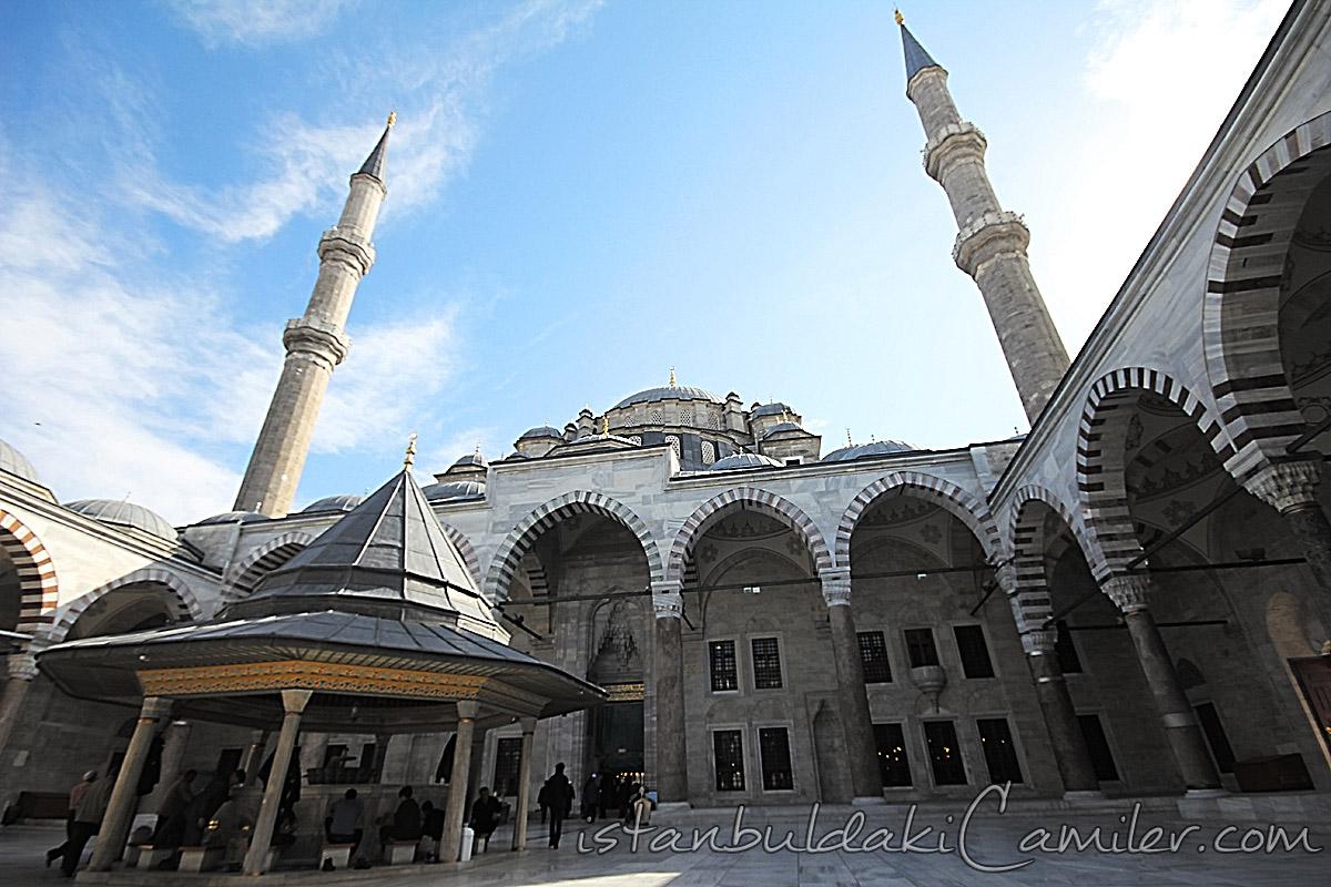 Fatih Mosque Photo Gallery  MosquesInIstanbul.com