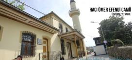 Hacı Ömer Efendi Camii - Hacı Omer Efendi Mosque