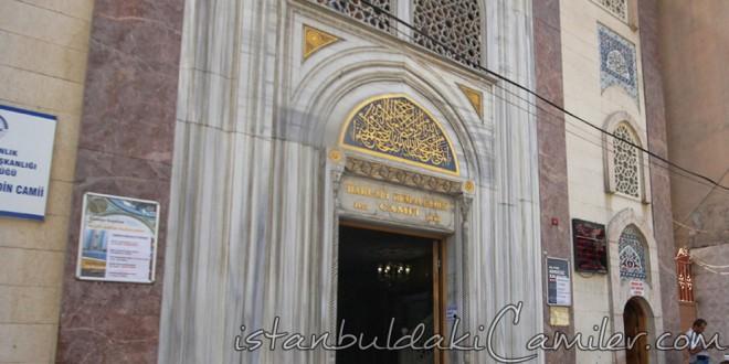 Baklalı Kemalettin Camii - Baklali Kemalettin Mosque