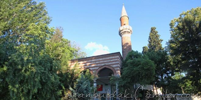 Burmalı Camii - Burmali Mosque